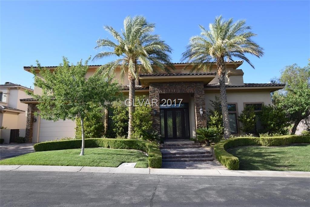 Gorgeous custom home in stunning Roma Hills. This rare gem boasts 6bdrm+office,duel masters, theater & exercise rm,& walkin climate controlled wine cellar. Situated on corner lot & adjacent to park, 2main levels& lower level purely for entertaining. Amenities incl 2 game rms, motorized retractable exterior doors, custom cabinetry& custom finishes, gourmet kitchen, elevator servicing all levels. Back features sparkling pool/spa, builtin BBQ.