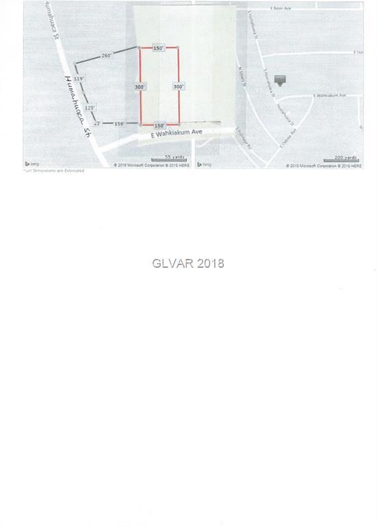 221 S HUMAHUACA, Pahrump, NV 89048