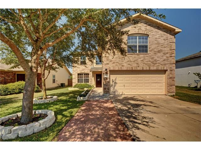 $2,000 IN CLOSING COSTS WITH ACCEPTED OFFER! Loaded w/ upgrades & on a greenbelt lot. Gorgeous porcelain tile down stairs. Kitchen has granite counter tops, custom back splash & black stainless steel appliances (recently installed). Granite counters in all bathrooms w/back splash. Secondary rm downstairs. Spacious master up w/upgraded walk in shower & double sinks w/ nickel faucets & large walk in closet. Relax and enjoy the greenbelt view on the huge covered patio w/ wood tile floors. Storage shed.