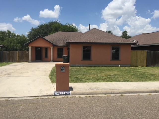 606 Alma Avenue, Mission, TX 78572