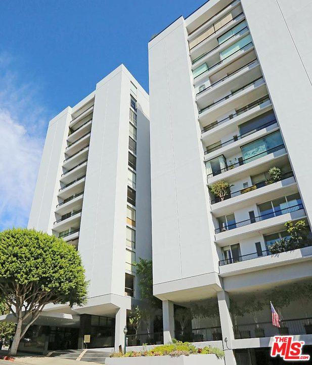 1100 ALTA LOMA Road 604, West Hollywood, CA 90069