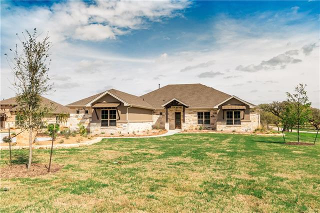 The Beltorre community is located near the intersection of Ronald Reagan Blvd and FM 3405. Beltorre is far enough out but close enough in to be able to enjoy all that Georgetown and the surrounding areas have to offer. This community is intimate in the fact that it only has 86 one acre homesites. This floor plan offers an open concept, spacious rooms and large covered outdoor entertainment area. Home is still under construction but should be ready to close in Feb 2018.