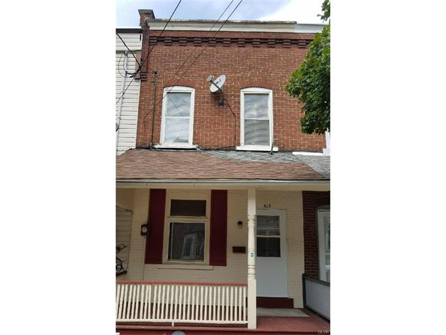 615 Sioux Street, Bethlehem City, PA 18015