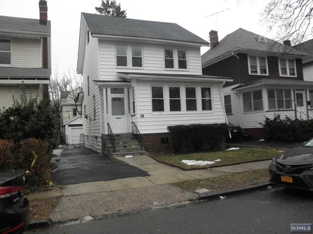 18 Irving Street, East Orange, NJ 07018