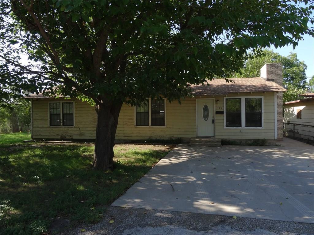 125 W 6th Street, Baird, TX 79504