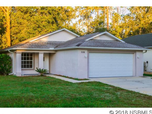 528 Old Mission Road, New Smyrna Beach, FL 32168