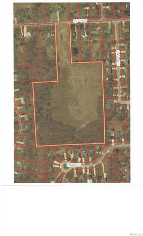 Over 15 acres in Fort Gratiot, Seller has complete engineering plans all done  that will be included.( with 30 lots for development) This is prime location for  developers or put your dream home on this beautiful 15 acre lot. City water and sewer