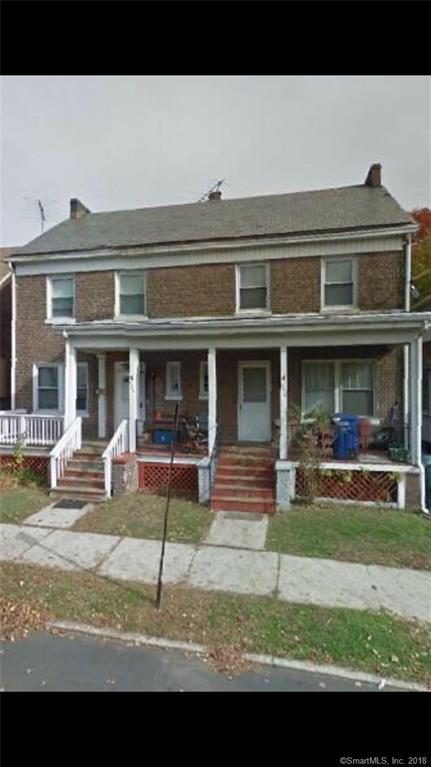 "Great investment opportunity ! Updated 5 BR 2 Bath duplex..Easy to show.. hardwood floors 1st fl... Carpet on 2nd & 3rd floors. ..Updated 5 BR 2 Bath duplex..Easy to show.. hardwood floors 1st fl... Carpet on 2nd & 3rd floors..  Low taxes make this home very affordable. ""AS IS""... NOT A SHORTSALE.."
