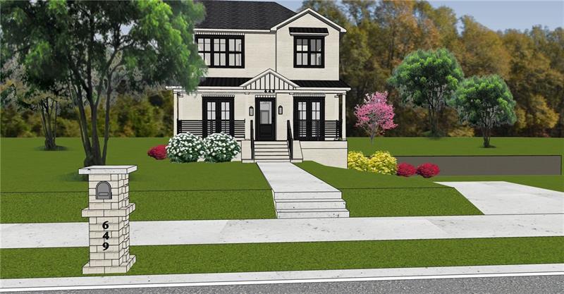 649 Elmwood Drive NE, Atlanta, GA 30306