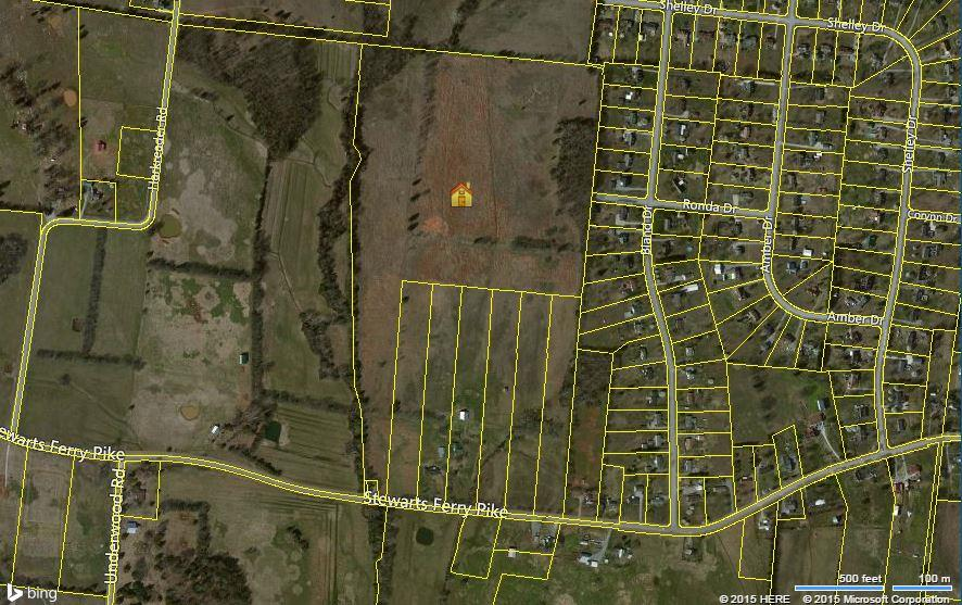 49.03 acres of prime residential development property. Centrally located and adjacent to other residential neighborhoods. Easy access to I-40, services, BNA, and Nashville.