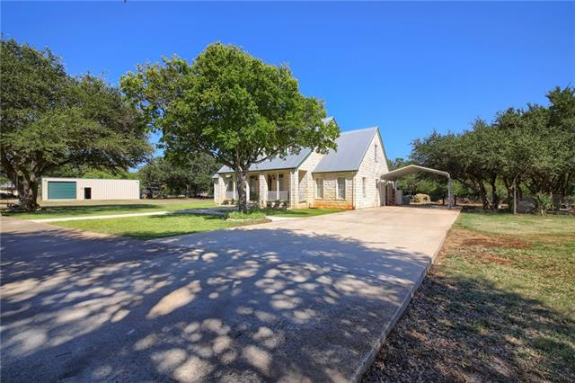 Horse paradise with country living just walking distant to down town Round Rock. This custom home sits on 2 plus acres with plenty of room. Front yard water sprinkler system, Central HVAC--Gas Heat (3 units), 45' x 20' work storage shop with outside RV electrical plug. Horse barn. Just bring your horses. Huge 100 plus year-old oak trees with plenty of shade, ready for a swing or hammock. No HOA. Water well drilling is finished, would need pump.  APPOINTMENT ONLY and must be pre-approve. No walk-in please.