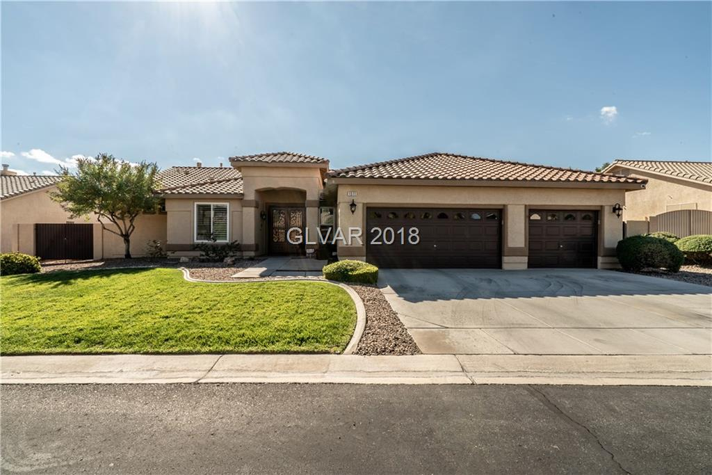 Beautiful four bedroom home in the South. This gem is located in a gated community and features a three-car garage, custom/matching front and access doors, pool, shutters, custom cabinetry, custom granite slab wall at the fireplace, solar panels, stainless steel appliances, two-sided fireplace in the Master, 1/3 acre lot, the list goes on and on and on...Come and get it!