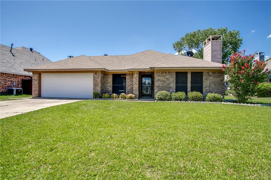 7414 Ryan Road, Rowlett, TX 75089