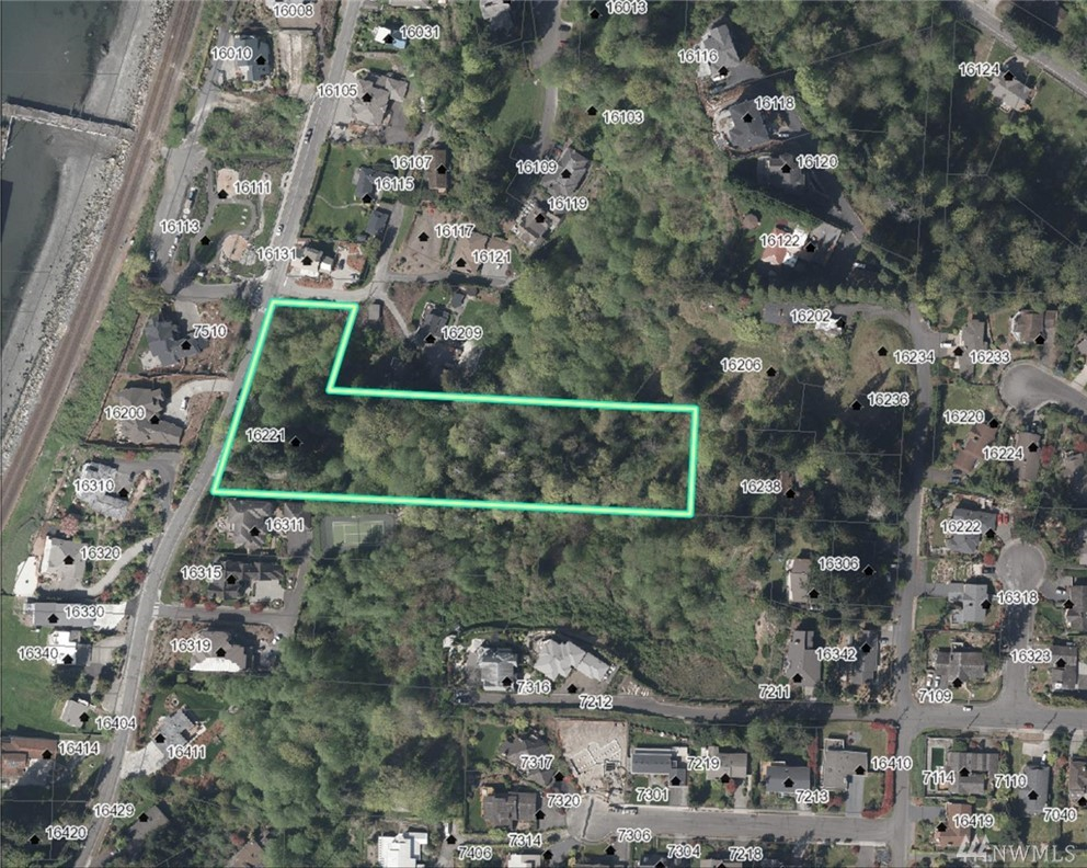 ** Development Opportunity** Possible 4-5 lots with Westerly views of sound and Olympic Mountains! Or two private estates. Prestigious area and close to county parks and beach. Minutes away to downtown Edmonds. Buyer to verify all information