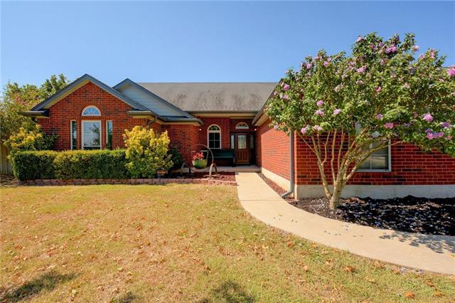 Beautiful Home in country living setting on almost half an acre (.489). 4 bedrooms- 2 baths- eat in kitchen- stainless appliances - beautiful tile entry- hand scraped hardwood floors in master. Spacious kitchen. All but master and living room windows replaced in 2012. 3 car garage, additional 600 sqft DETACHED GARAGE/WORKSHOP (20X30X12). Insulated, window a/c unit, duplex outlets through out, and exterior flood lights. 1000sqft concrete slab poured on patio. Must see.