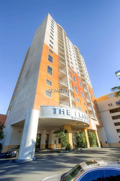 *BEAUTIFUL UNIT IN THE PLATINUM CONDO/HOTEL* *FULLY FURNISHED* *STAINLESS STEEL APPLIANCES AND GRANITE COUNTER-TOPS* FIVE MINUTES AWAY FROM THE STRIP* UNIT IS CURRENTLY IN THE HOTEL RENTAL PROGRAM.