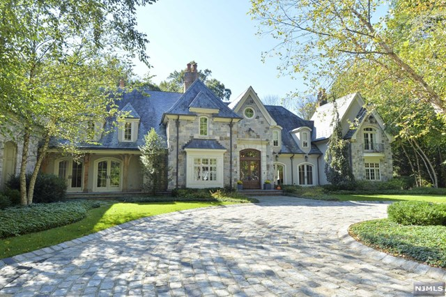 English Country Manor, Saddle River, NJ 07458