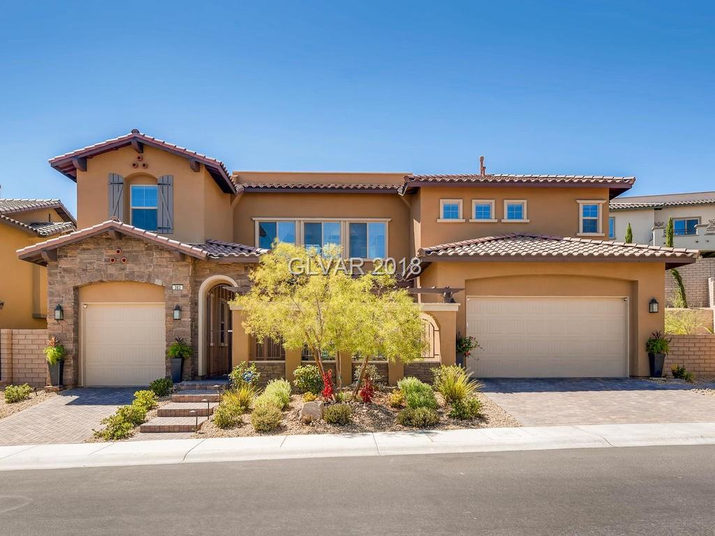 383 MESSINA STRAIT Street, Las Vegas, NV 89138