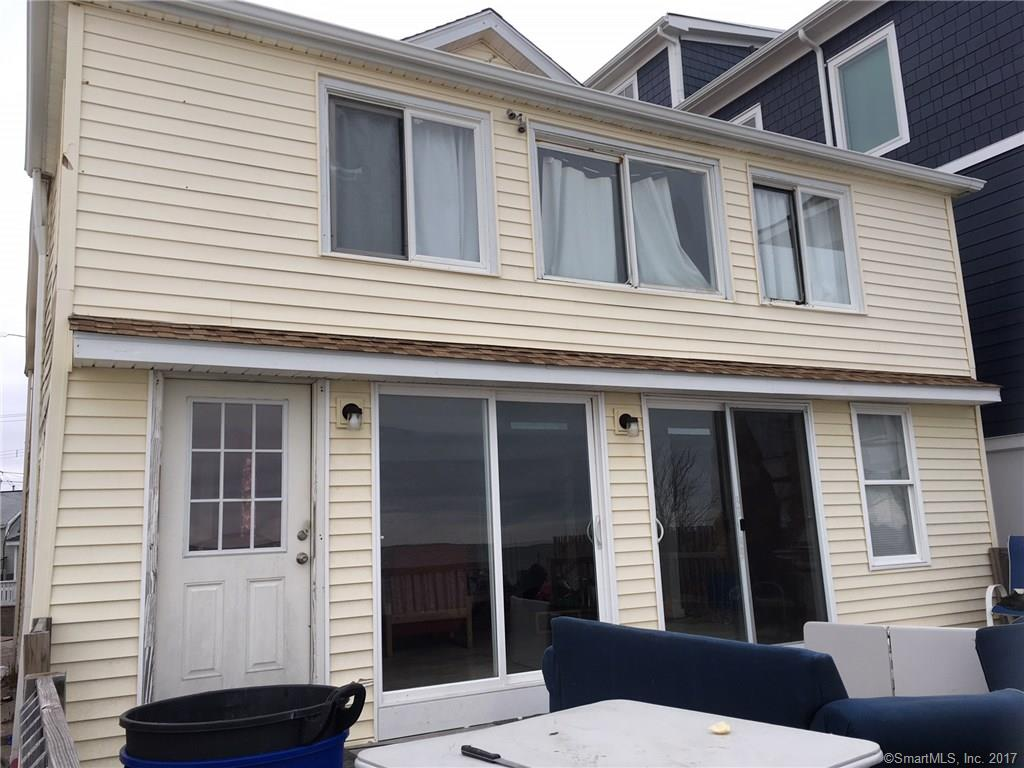 BEACH LIFE.  Everyday enjoy this beachfront property.  Walk, swim, jog or run by Long Island Sound daily.  Make this your home. Close to Fairfield center, restaurants, shopping and MTA.  Large colonial with 4 bedrooms.  Call today!