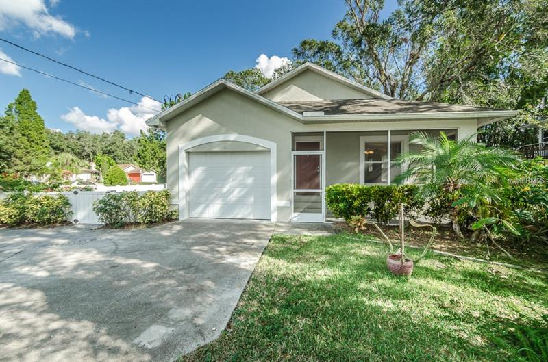 Motivated seller and move-in ready home in the middle of Oldsmar.  Just blocks from the waterfront park, RE Olds. Park amenities include; a dog park, fishing pier, picnic shelters, playground, trails, volleyball and much more!  This wonderful home has been recently painted and has new carpet throughout the bedrooms and hallway.  Both baths recently updated and ready for your family.  Wonderful fenced side yard and you can enjoy the HUGE front yard from your front screened porch.  This wonderful home is just a half mile from the local  Elementary School and be sure to check out the other parks in the Oldsmar community; Launch your Kayak from Mobbly Wilderness Park and visit the trails and fitness area at the Veterans Memorial Park all within two miles of this home!  Current sellers flood insurance just $721 per year ... a small price to pay to be four blocks from the water for fishing and kayaking!