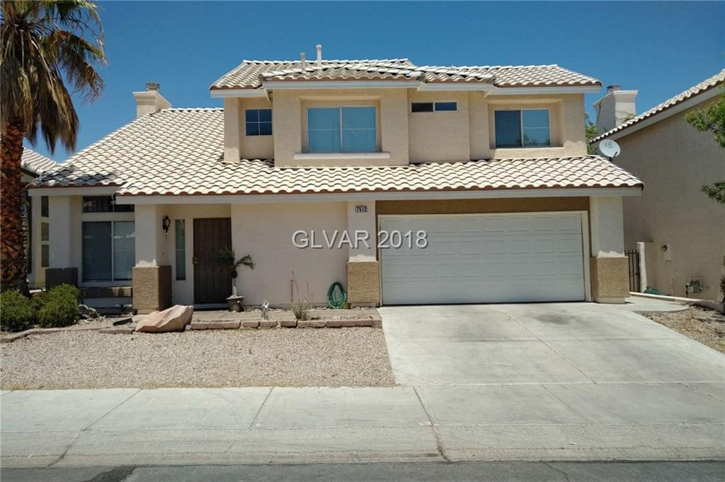 7512 SEA SPRAY Avenue, Las Vegas, NV 89128