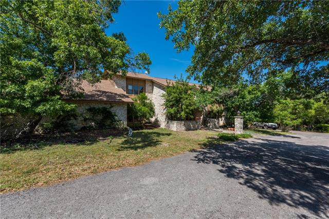 Amazing opportunity to own a home on 2.985 acres in highly desired Breakaway Park! 2 story home sits on a beautifully wooded lot & has an in-ground pool. 5 bed home has not been updated since 1984, but roof is approximately 5 yrs old, water heaters 3 yrs old, Carrier Heat Pump systems installed 3/23/18, covered porch, upstairs balcony with french doors, giant fireplace, & lots of character. Septic tank replaced 4/18/18. If you're looking for a quirky fixer upper with acreage in Cedar Park, this is it!