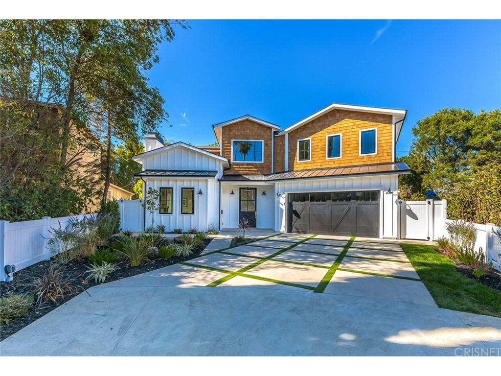 4957 EDGERTON Avenue, Encino, California 91436- Oren Mordkowitz