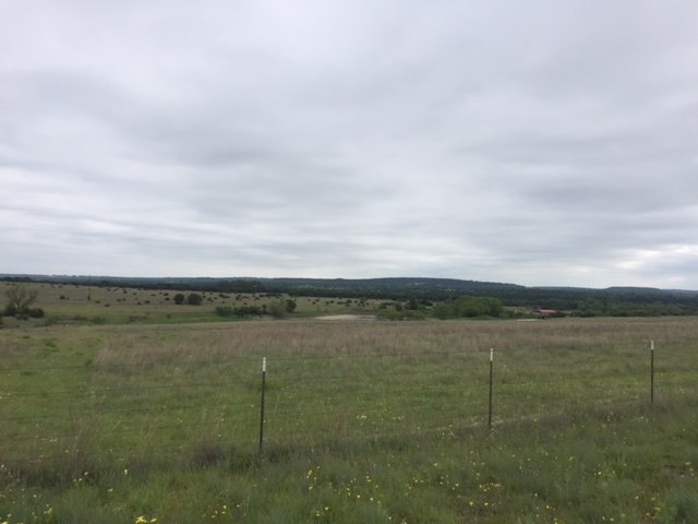 20.02 acre homesite on CR 2136 in Lampasas County. This is tract 8 of Skyview Ranch and includes some great hill country views and an amazing pond. Front and back part of this tract are elevated with trees on the back part. The center part consists of the drainage area and large pond. Three sides of the property are fenced. Property is Ag. Exempt for tax purposes. Skyview Ranch consists of 27 tracts ranging in size from 10-35 acres. The property is restricted to new construction homes and no mobile homes.