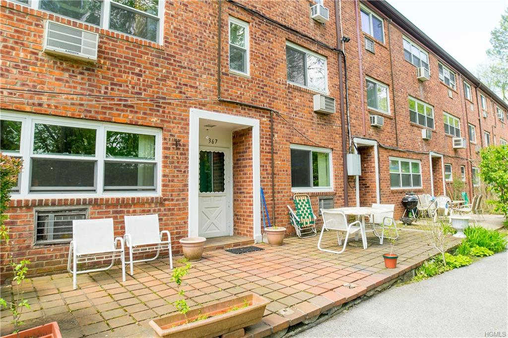 Your opportunity to own a two bedroom apartment at the private but close to all Rex Ridge. Amenities include an washer/dryer inside the apartment and one of the few with an outdoor patio space. This complex features a pool and playground. Close to shops and public transportation. Priced to sell in todays market, will not last!