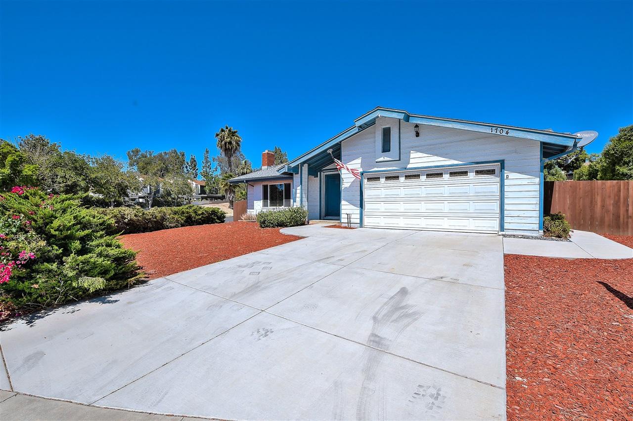 1704 Panorama Rd., Vista, CA 92083