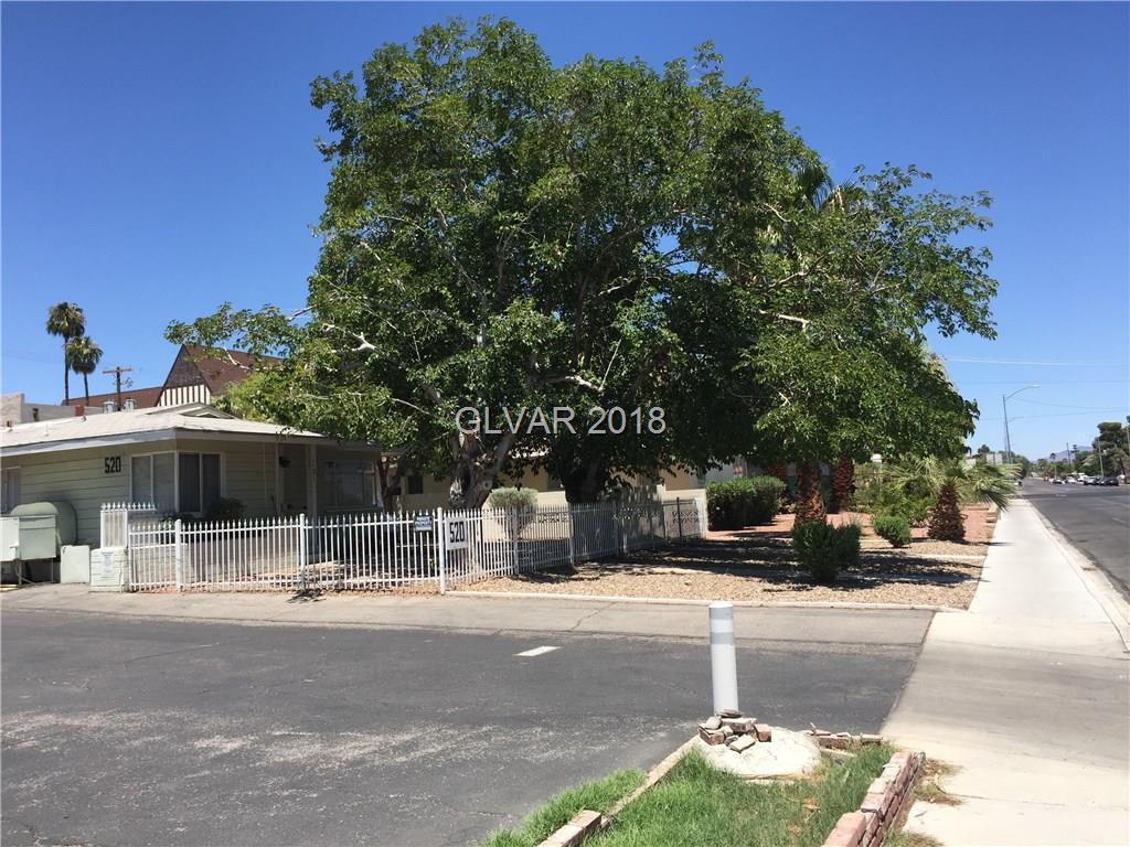 520 10TH Street, Las Vegas, NV 89101