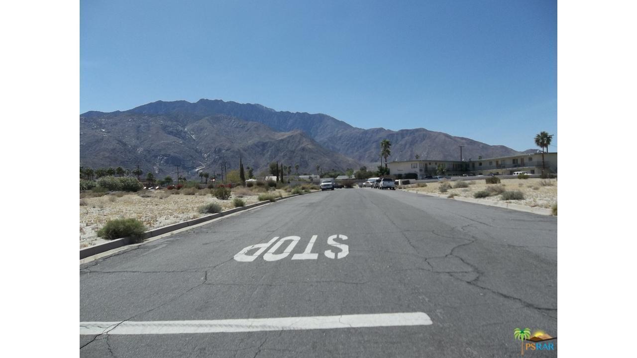 0 3 LOTS-VISTA CHINO, Palm Springs, CA 92262
