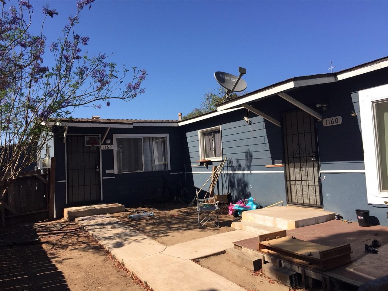 1160 & 1162 E Grand Ave, Escondido, CA 92025