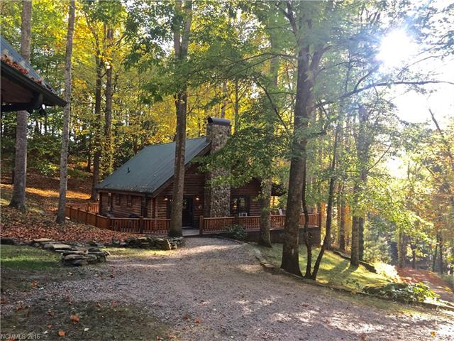 682 Rock House Road, Hot Springs, NC 28743