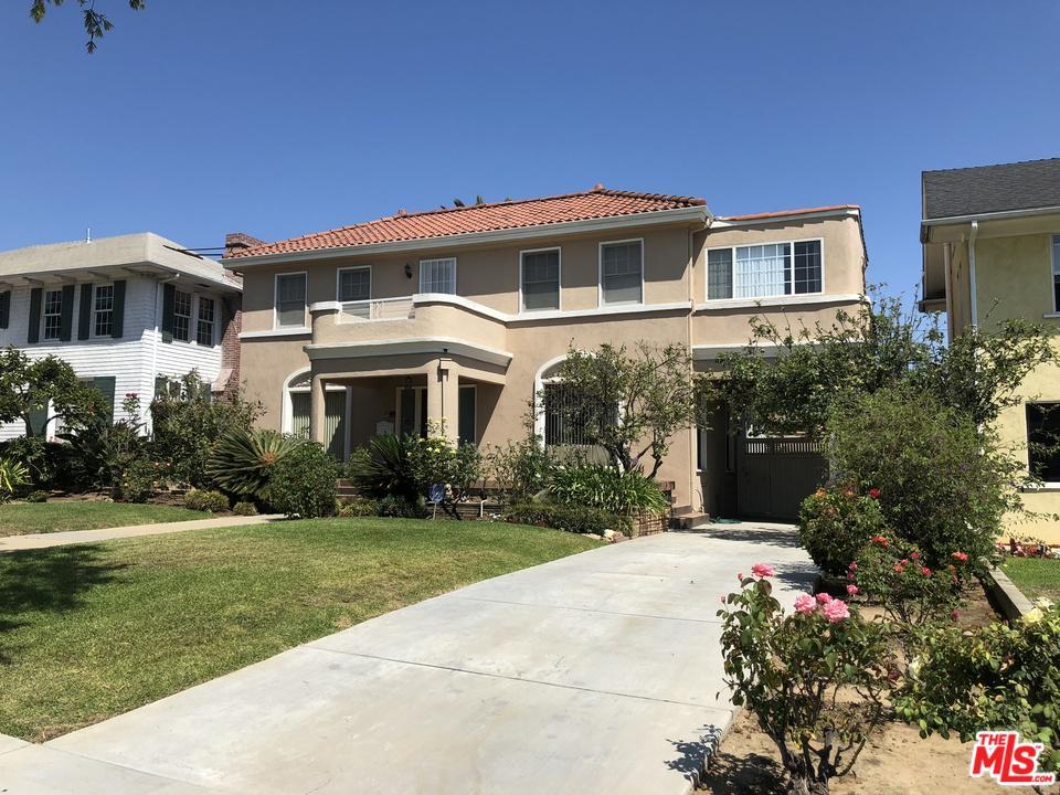 2208 WELLINGTON Road, Los Angeles (City), CA 90016