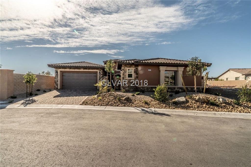 264 TARRAGONA BREEZE Avenue, Las Vegas, NV 89138