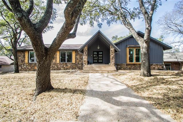 This Gorgeous home on the 15th hole on Balcones Country Club Golf Course has beautiful, waterfront views!!   Home remodel in progress!! Buy now and be able to pick your colors! This 1976 home has been completed remodeled inside and out. **New Everything**