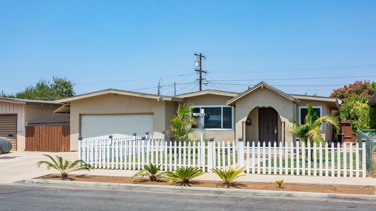 228 Carter St, El Cajon, CA 92020