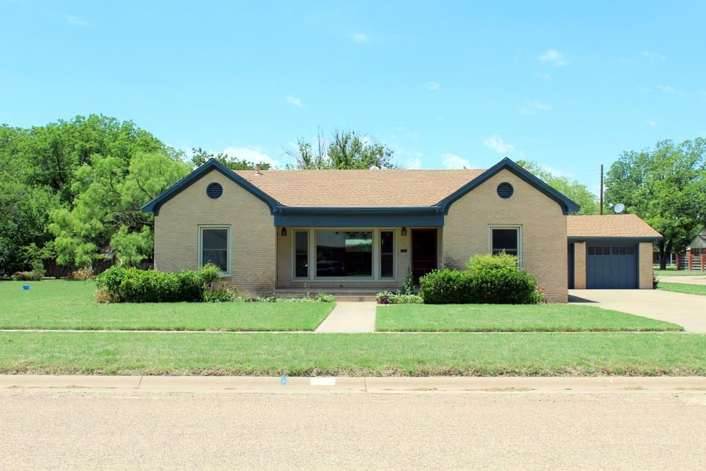 407 N Avenue G, Haskell, TX 79521
