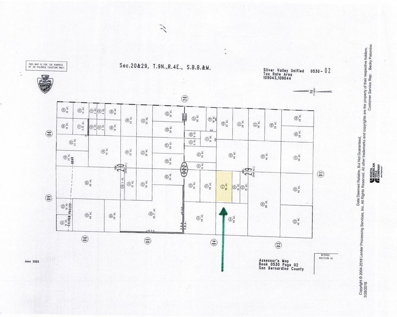 0 0530-022-41, Newberry Springs, CA 92365