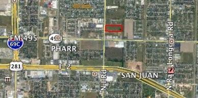 000 N Veterans Boulevard, San Juan, TX 78589