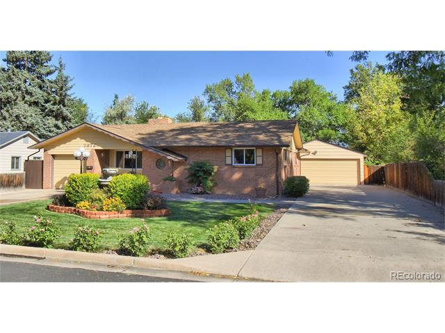 This listing is in 7873 West 46th Avenue Wheat Ridge Denver CO