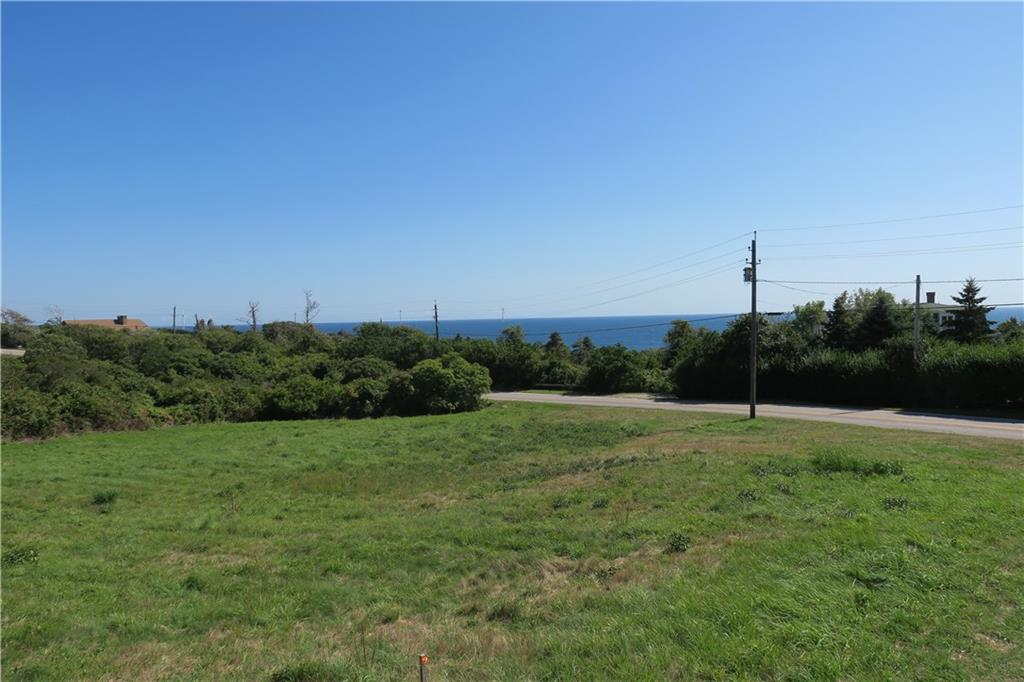 Enjoy expansive Atlantic Ocean views from this Mohegan Trail, south facing lot.  Fully permitted with an approved four bedroom septic system design, this half acre lot is ready for your dream house.  Direct road access and easy utility proximity make this lot a straightforward building site.  The beauty and drama of Mohegan Bluffs is right in your front yard.  Access to the public beach is just a short distance away.