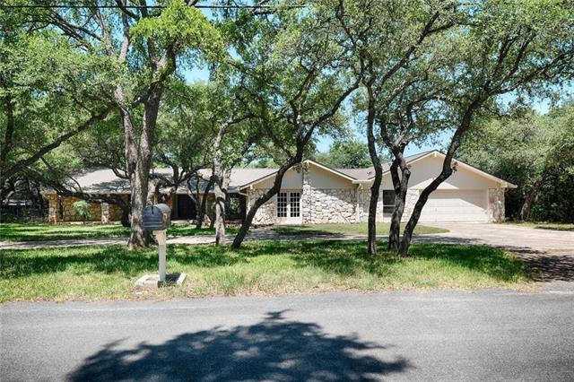 COUNTRY LIVING CLOSE TO TOWN!!!  This amazing 3,547 S.F. home sits on nearly an acre of land in a quiet enclave very near shopping, restaurants, excellent schools, medical facilities, and access to major highways and S.H. 183A.  It has 5 bedrooms, 3 1/2 baths, a huge game-room and a fantastic floor-plan.  It also has a beautiful family room with wet bar & fireplace, two dining areas, and a very large, open kitchen.  The home has fresh carpet and paint and has been substantially updated.  A must see!!!