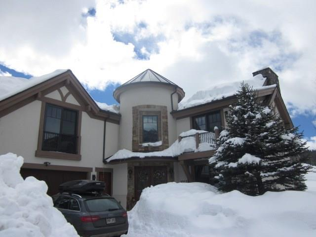 True ski in / ski out single family home in The Masters at Copper Creek & adjacent to the Super Bee Lift! Fantastic year round location also backs to the Copper Creek Golf Course. Amazing mountain, ski & golf views! Open floor plan features high-end finishes throughout, huge living room with gas fireplace, dining & dream kitchen where everyone will want to gather, 4 bedrooms all with en suites, mud room, butler's pantry, elevator & view loft! Spectacular LOCATION, LOCATION, LOCATION!