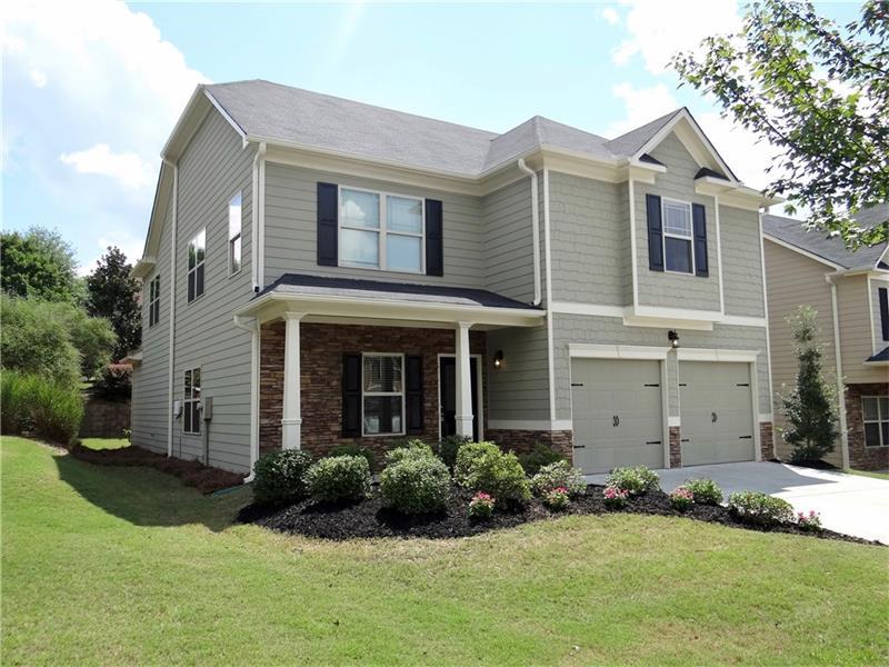 490 Crestmont Lane, Canton, GA 30114