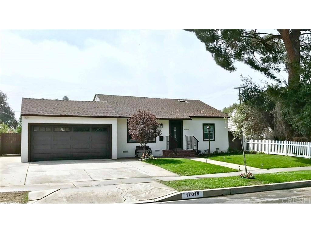 17018 BASSETT Street, Lake Balboa, CA 91406
