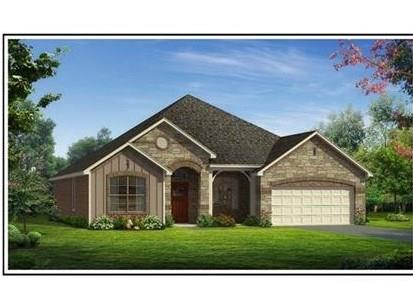 This home features an amazing open floorplan with the kitchen in the center of the home with an oversized kitchen island.  We added a 3 car garage and our deluxe master bathroom with our Royal drop in tub with a walk around shower with two shower heads!  The master bedroom has great architectural features to want to come home to everyday.  Don't miss this perfect home in the heart of Cedar Park, call today!