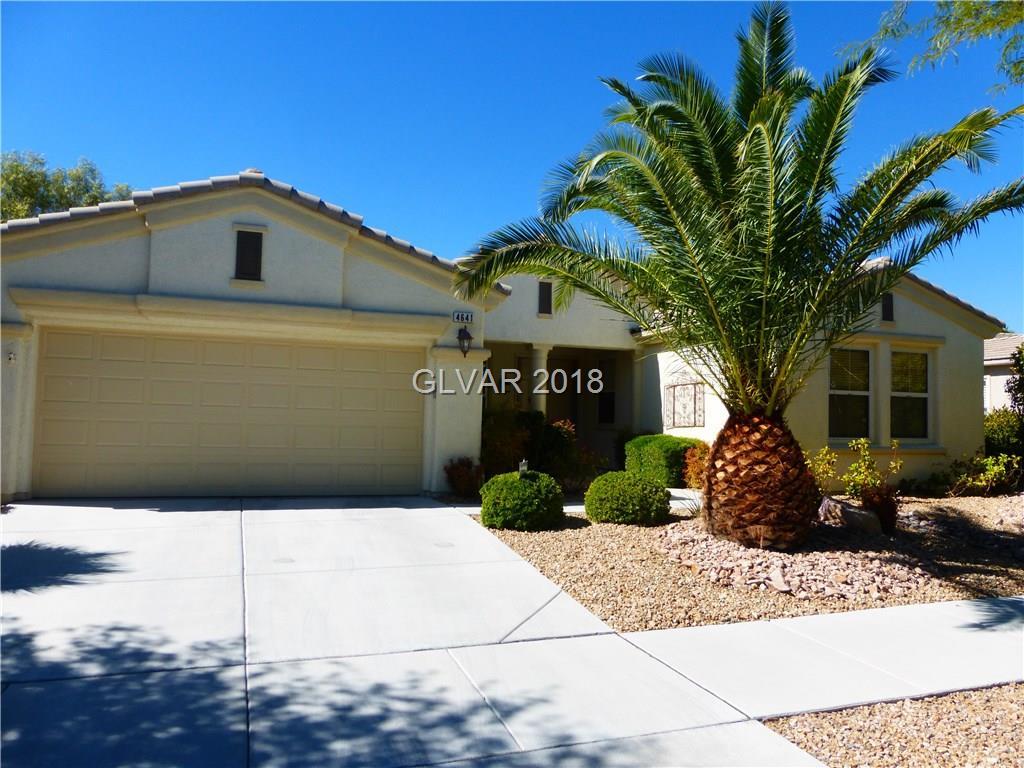 4641 FIORE BELLA Boulevard, Las Vegas, NV 89135