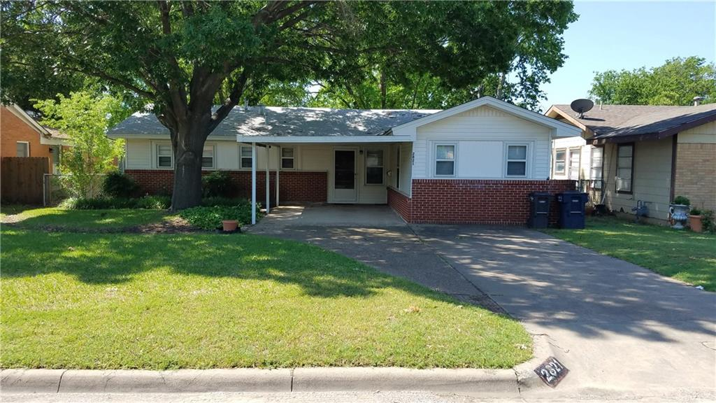 SELLER WILL OWNER FINANCE!!   Cute and quiet!  On great lot!   Awaits buyers own updates if they choose.  Priced accordingly.  Agent is principal in company that owns this property.